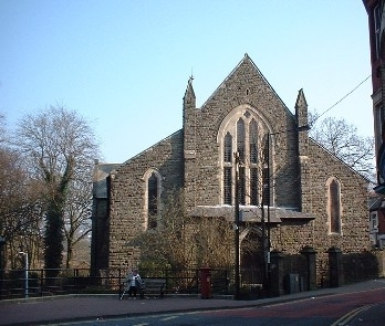 St. Michael's Church, Abertillery